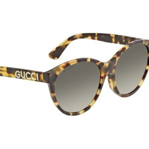 Gucci Oval Sunglasses 56mm with case!